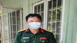 """Đại tá quân đội """"dỏm"""" bỏ chạy ở chốt kiểm dịch bị khởi tố"""