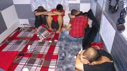 Bạc Liêu: 14 thanh niên rủ nhau tụ tập ở nhà trọ để bay lắc, bị phạt 180 triệu đồng
