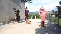 Mường Bú xây dựng nông thôn mới nâng cao