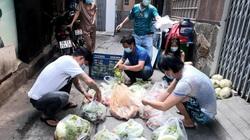 1001 chuyện đi chợ hộ dân ở TP.HCM - Bài cuối: Tất bật lo cho dân