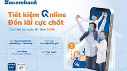 Sacombank ưu đãi lãi suất cho khách hàng