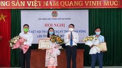 Hội Nông dân Hải Phòng: Trao giải Hội thi Sáng tạo kỹ thuật nhà nông lần 3