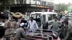 Mỹ ứng phó thế nào sau vụ đánh bom ở sân bay Kabul?