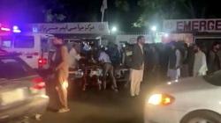 """Người sống sót sau vụ nổ kinh hoàng ở sân bay Kabul: """"Tôi đã chứng kiến ngày tận thế!"""""""
