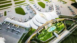 Dự án sân bay Long Thành sẽ đầu tư xây dựng đồng bộ những gì?