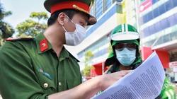 Hà Nội giao công an tăng cường kiểm soát, nghiên cứu quy định mới về giấy đi đường