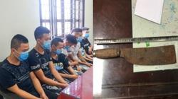 Công an Nam Định triệt xóa nhóm cướp tuổi từ 15-18 đến từ Thái Bình