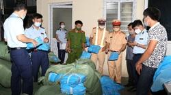 Hà Nam: Phát hiện xe chở 16.500 bộ quần áo bảo hộ y tế không nhãn mác giữa dịch Covid-19 căng thẳng