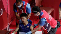 Hy hữu Olympic: Bị đánh đến... ngồi xe lăn, võ sĩ Nhật vẫn được xử thắng