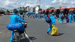 Phú Yên: Huy động tăng đầu xe đưa miễn phí công dân từ phía Nam về quê