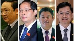 NÓNG: Kỷ luật 2 Phó Chủ tịch và 2 nguyên Phó Chủ tịch TP.Hà Nội