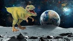 Nghe hoang đường nhưng có khả năng: Khủng long có mặt trên Mặt trăng trước con người