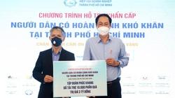 Phúc Khang ủng hộ 10.000 phần quà trị giá 3 tỷ đồng hỗ trợ khẩn cấp người dân có hoàn cảnh khó khăn