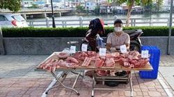 """Nha Trang: Đưa mô hình """"chợ ra phố"""" phục vụ người dân"""