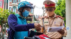 Hà Nội: Giấy đi đường của cơ quan, đơn vị nào phải được UBND cấp xã xác nhận?