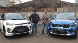 So sánh thực tế Kia Sonet 2021 và Toyota Raize 2021 sắp về Việt Nam