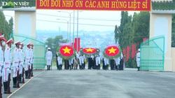 Dâng hương nhân kỷ niệm 76 năm Cách mạng tháng Tám và Quốc khánh 2/9