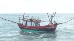 3 tàu cá Thanh Hóa mất liên lạc: Tàu TH 92886 TS đã kết nối với đất liền từ vịnh Bắc Bộ