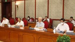 Bộ Chính trị bổ sung chức năng, nhiệm vụ và quyền hạn cho Ban Chỉ đạo Trung ương về phòng, chống tham nhũng