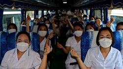 Hòa Bình: Cử 300 cán bộ y tế hỗ trợ huyện Phú Xuyên và Chương Mỹ (Hà Nội) chống dịch Covid-19