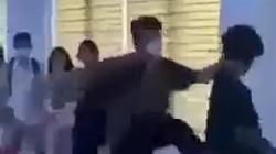 Thông tin ban đầu clip học sinh trường quốc tế đánh nhau