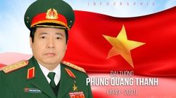 Infographic: Đại tướng Phùng Quang Thanh và quá trình từ chiến sĩ tới chức Bộ trưởng Bộ Quốc phòng