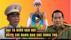 """Kênh """"Người Việt News"""" mạo danh Giám đốc Công an An Giang phát ngôn về quân nhân Trần Đức Đô"""