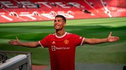 Clip: Cristiano Ronaldo ở tuổi 36 vẫn tập luyện cực sung, chuẩn bị cho trận ra mắt Man Utd