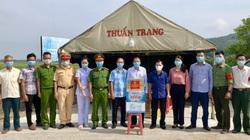 Thanh Hoá: Hội Nông dân tặng hũ yến chưng sẵn, nấu các suất ăn nóng hổi tiếp sức lực lượng phòng chống dịch Covid-19