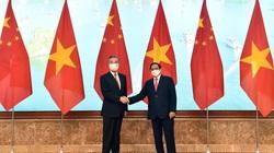 Thủ tướng Phạm Minh Chính tiếp Bộ trưởng Ngoại giao Trung Quốc Vương Nghị