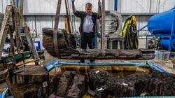 Rùng mình cỗ quan tài chứa xác ướp 4.000 năm tuổi được phát hiện tình cờ trong sân golf