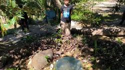 Bí ẩn tượng phật trên đỉnh TàCú (kỳ 1): Giếng nước sâu hơn 91m trên núi đá