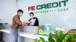 Fe Credit báo lãi 6 tháng 927 tỷ đồng