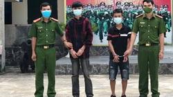 Thanh Hóa: Bắt 2 thanh niên đặt mua điện thoại qua mạng rồi mang kiếm đe dọa shipper cướp hàng