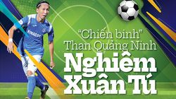 """""""Chiến binh"""" Than Quảng Ninh Nghiêm Xuân Tú: Lên đội tuyển quốc gia không phải đích đến duy nhất"""