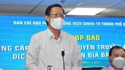 Chủ tịch UBND TP Phan Văn Mãi: Thành phố lường trước nguy cơ bùng phát dịch khi mở cửa