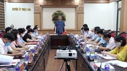 Phó Chủ tịch tỉnh Thanh Hóa đề nghị Triệu Sơn phấn đấu về đích nông thôn mới sớm một năm