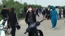 """Nhóm nữ sinh Ninh Bình dùng gậy sắt """"quyết chiến"""": Coi chừng phải chịu trách nhiệm hình sự"""