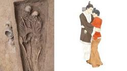 Hài cốt cặp uyên ương ôm chặt nhau trong mộ cổ và chuyện tình lay động triệu trái tim