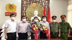 Công ty ANGIMEX hỗ trợ 500 triệu đồng và 50 tấn gạo cho người dân vùng dịch An Phú
