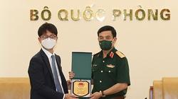 Việt Nam - Hàn Quốc tăng cường quan hệ hợp tác quốc phòng
