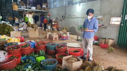 Đắk Lắk: Huyện Krông Búk cho phép thu mua nông sản trở lại vào ngày mai
