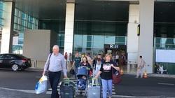 Cảng hàng không quốc tế Cam Ranh đón chuyến bay quốc tế đầu tiên đến từ Incheon