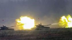 """Nga khoe uy lực kinh hoàng của xe tăng """"kẻ hủy diệt"""", """"rồng lửa"""" S-500 Prometheus khiến NATO lo nơm nớp"""