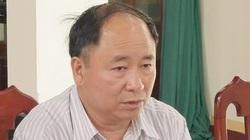 Chủ tịch UBND tỉnh ký quyết định cách chức Phó Giám đốc Sở