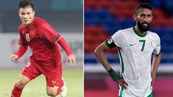 4 điểm nóng trận Ả Rập Xê-út vs ĐT Việt Nam: Quang Hải đấu Al Faraj