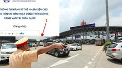 """Nóng: Bộ trưởng Nguyễn Văn Thể nói rõ quan điểm về """"luồng xanh"""""""