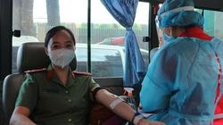 TP.HCM: Lực lượng tuyến đầu nhập cuộc hiến máu