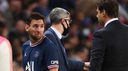 Messi ngơ ngác vì quyết định cực khó hiểu của Pochettino