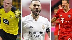 """Top 7 """"sát thủ"""" đáng sợ nhất châu Âu: Lewandowski không phải số 1"""
